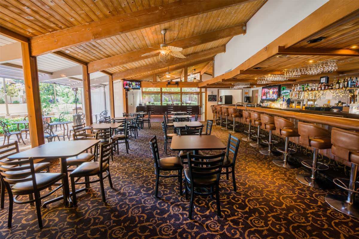 Bar - Los Gatos Lodge - Los Gatos, CA